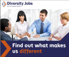 DiversityJobs website logo