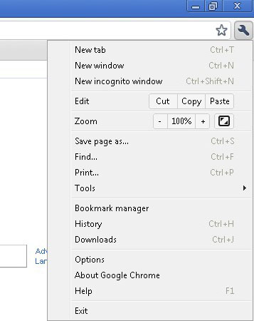 Google Chrome for Windows - Making text larger | My Computer